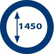 Altura 1450